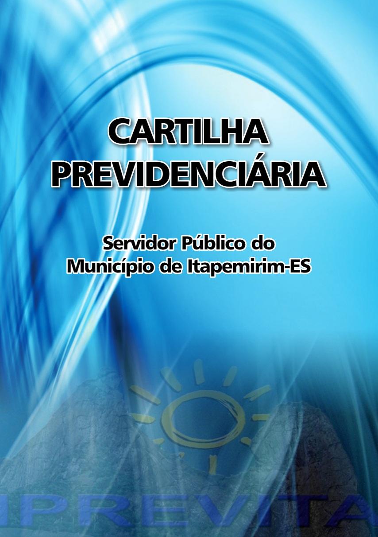 Cartilha Previdenciária Iprevita